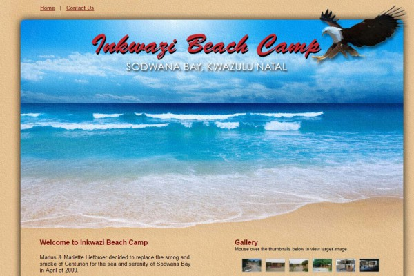 Inkwazi Beach Camp